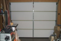 Home Depot Garage Door Insulation