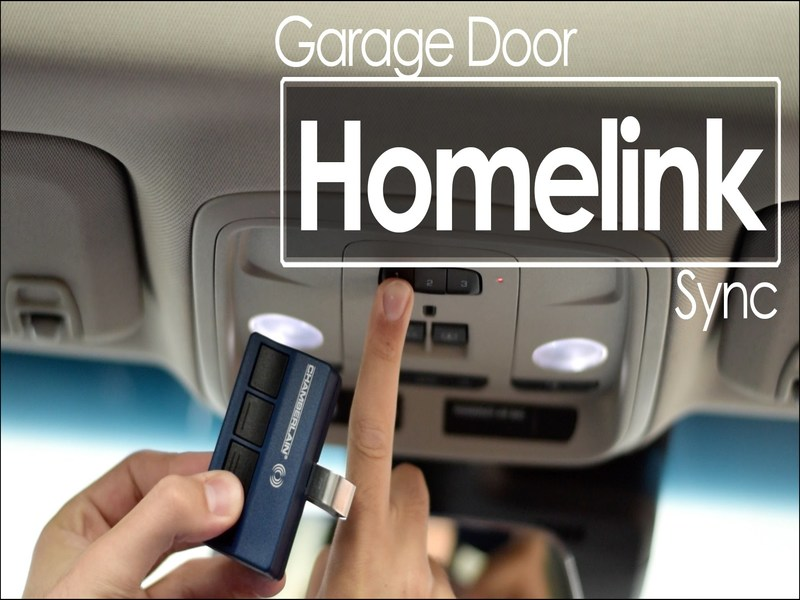 home-link-garage-door-opener Home Link Garage Door Opener