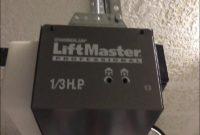Liftmaster 1 3 Hp Garage Door Opener