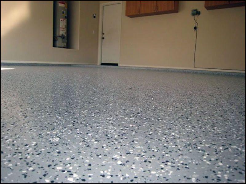 painting-a-garage-floor Painting A Garage Floor