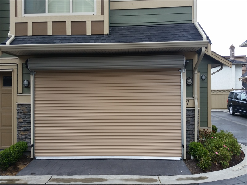 Residential Roll Up Garage Door Garage Doors Repair