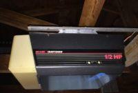Sears Craftsman Garage Door Openers