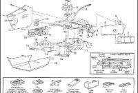 Stanley Garage Door Opener Parts