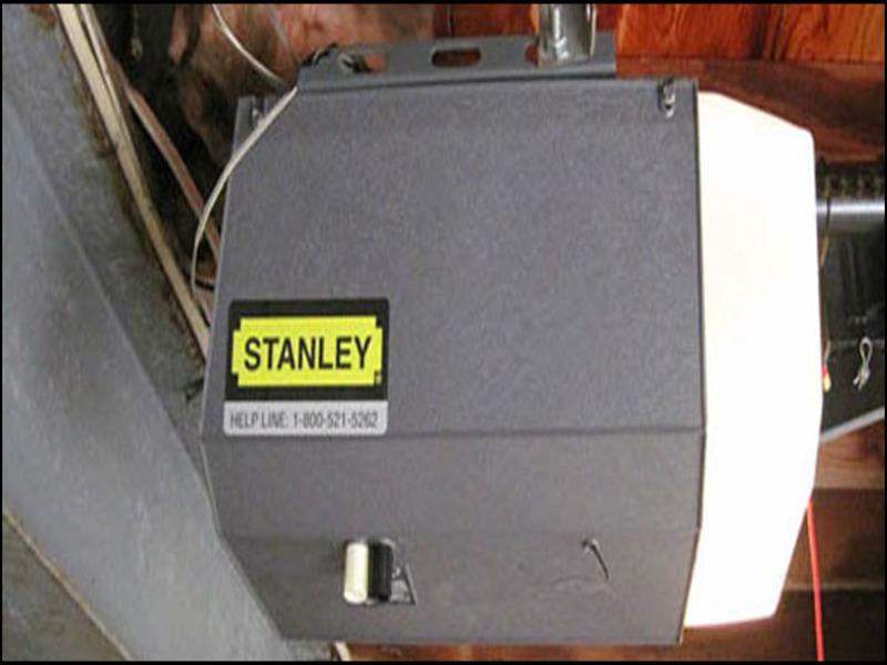 Stanley Garage Door Openers Garage Doors Repair