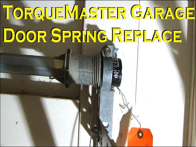 torquemaster-garage-door-spring Torquemaster Garage Door Spring