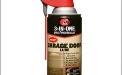 3 In 1 Garage Door Lube