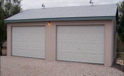 4 Car Garage Cost