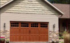 Double Wide Garage Door