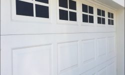 Fake Garage Door Windows