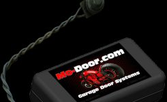 Garage Door Opener For Motorcycle