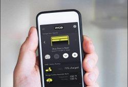 Garage Door Remote App