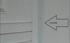 Garage Door Side Seals