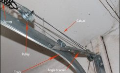 Garage Door Spring Adjustment