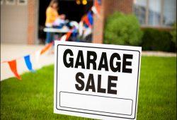Garage Sales In Orange County