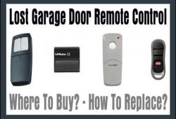 The Best Advice You Could Ever Get About Lost Garage Door Opener