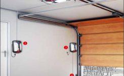 Low Profile Garage Door