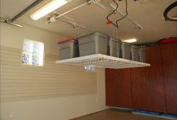 Motorized Garage Storage Lift