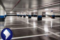 Parking Garages In Washington Dc