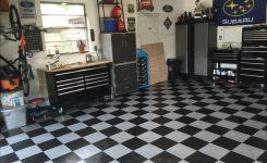 Race Deck Garage Floor