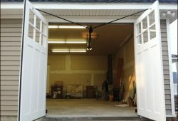 Swing Open Garage Doors