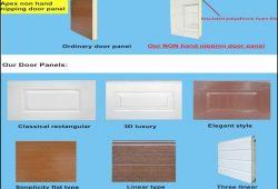 Used Garage Door Panels