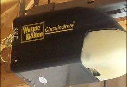 Wayne Dalton Garage Door Remote