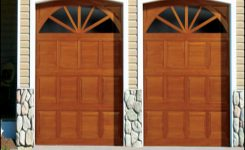 Wood Garage Door Panels